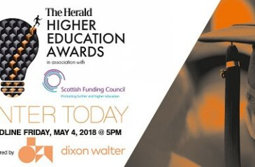 The Herald Higher Education Awards are back! image