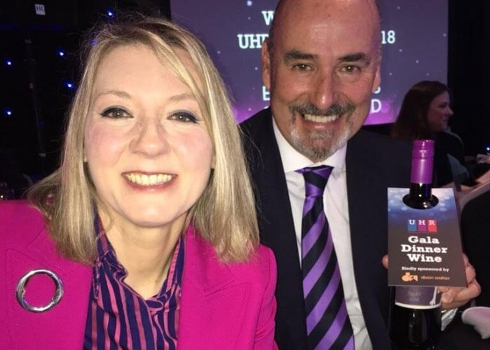 2018 UHR Awards for Excellence in HR image