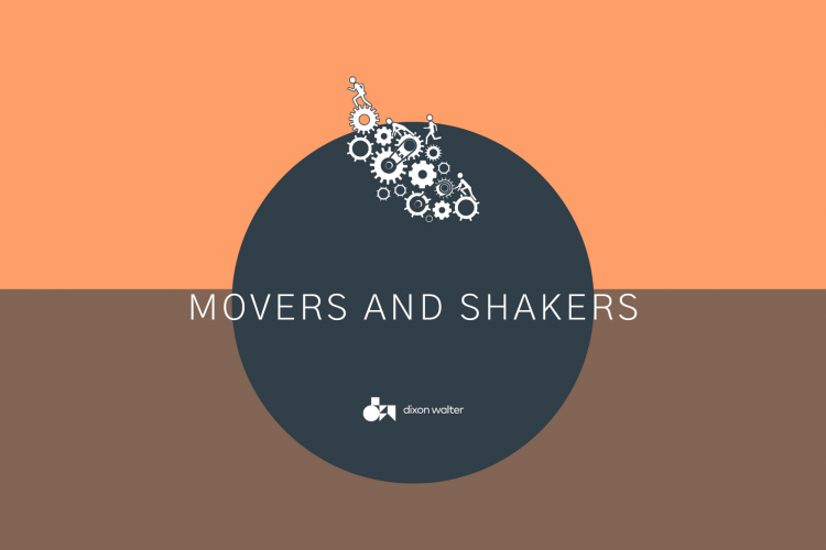Movers and Shakers September 2020 image