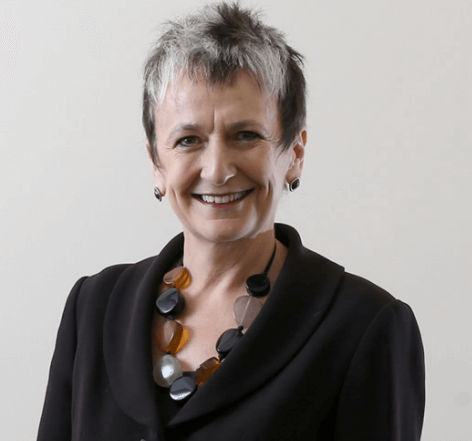 Dame Julia Unwin appointed as new Chair of Governing Body image