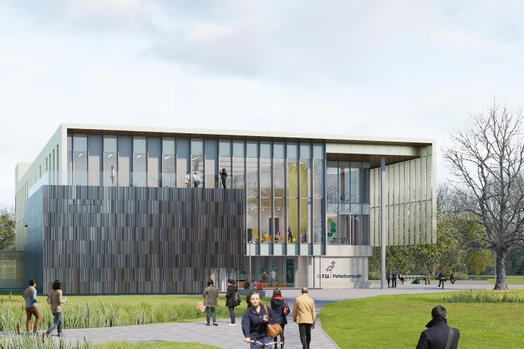 Four key appointments for Peterborough's new university image