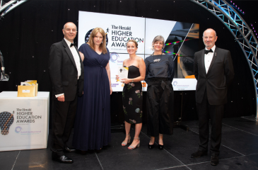 Herald awards celebrate best of Scottish colleges and universities image
