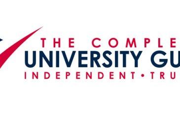 Complete University Guide reveals its UK university league table 2020 image