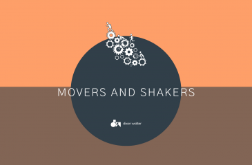 Movers and Shakers December 2019 image