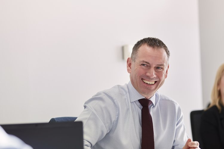 Dixon Walter's Housing, Infrastructure and Property division is growing…meet our newest team member Jim Allcroft… image