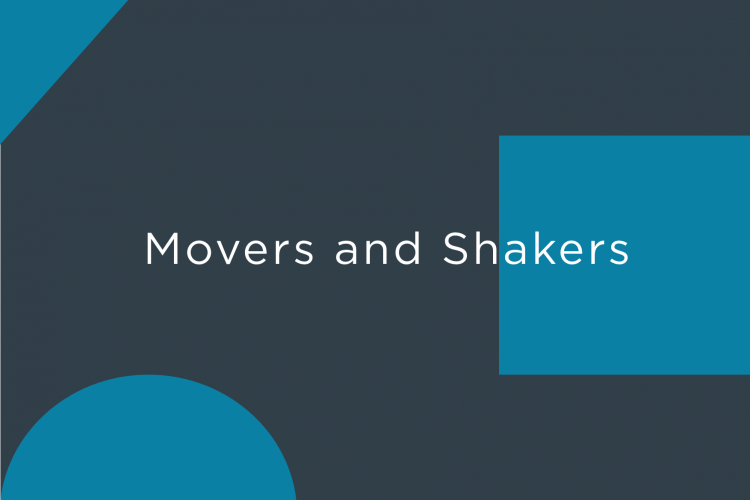 Movers and Shakers June 2019 image