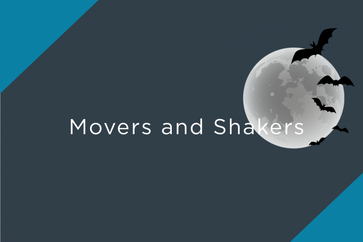 Movers and Shakers October 2019 image